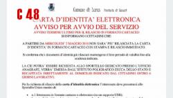 NEWS48 | Luras - Addio alla carta d\'identità cartacea; da mercoledì ...